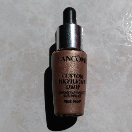 Lancôme Custom Highlight Drop Rose Glow Verpackung