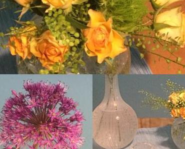 Friday-Flowerday – oder –  Das ist ja zum Kugeln