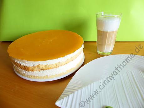 Die Fruchtige Torte Die An Ein Solero Eis Erinnert Rezept Food