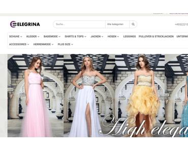 Elegant und dennoch preiswert gekleidet dank Elegrina (Anzeige)