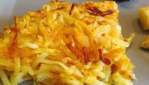 Kartoffel-Bataten-Rösti