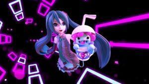 DJ-Aufsteiger Slushii wagte sich eine Kooperation Hatsune Miku