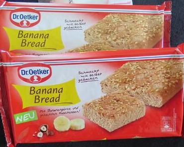 """ Dr. Oetker "" Banana Bread"