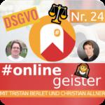 DSGVO, Teil Countdown Interview Thüringer Landesdatenschutzbeauftragten #Onlinegeister (Social-Media-Podcast)