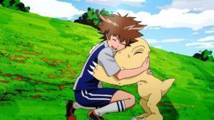 Digimon Adventure tri. Amazon Prime verfügbar