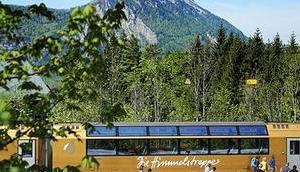 """Mariazellerbahn: Neues Kombiangebot """"Ein Glück"""" Naturpark Ötscher-Tormäuer"""
