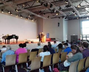 Evangelium21-Konferenz 2018: Dritter Tag in Bildern