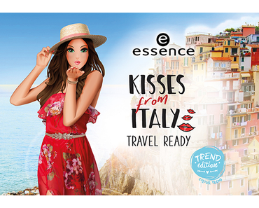 """essence trend edition """"kisses from italy"""""""