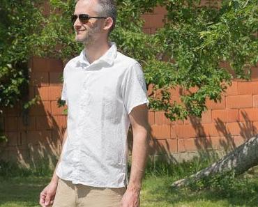 DIY Stoffhose und Hemd für Männer