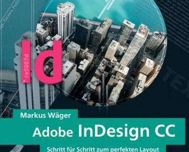 Neues Buch: Adobe InDesign CC