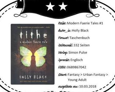 Holly Black – Tithe