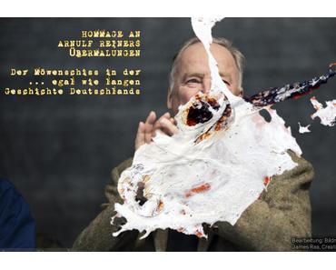 Hommage an Arnulf Reiner: Lasst uns die Bilder der AfD übermalen #Kunst