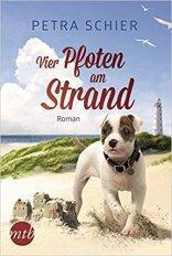 "[Rezension] ""Vier Pfoten am Strand"", Petra Schier (Mira)"