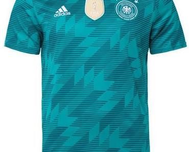 Deutschland WM-Trikot 2018 und WM-Ball Telstar – Was sind Replica?