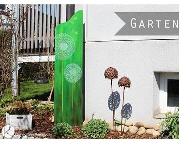 Gartenstele