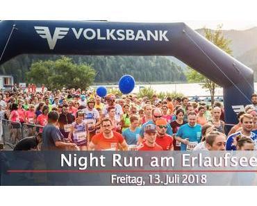 Termintipp: 6. Night Run am Erlaufsee