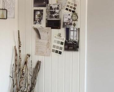 DIY Wandverkleidung aus Holz