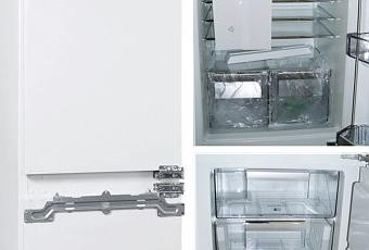 Aeg Kühlschrank Qualität : Aeg sce nc einbau kÜhl gefrierkombination im test
