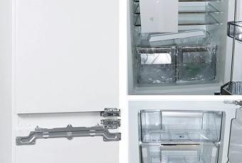 Aeg Kühlschränke Qualität : Aeg sce nc einbau kÜhl gefrierkombination im test