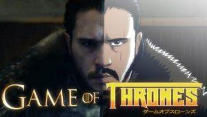 Real Anime: Game Thrones überhaupt Anime geeignet?