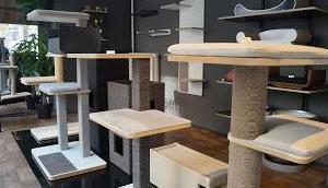 "Brand Store Opening ""Stylecats"" bundesweit erste Katzenmöbelladen"