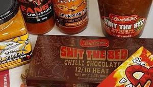 Lieferung Aussie Sauces