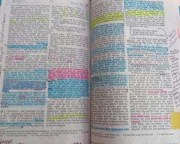 Bibelverse auswendiglernen – eine vergessene geistliche Übung?