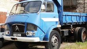 Citroën Belphégor entdeckt