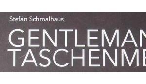 Stefan Schmalhaus Gentleman-Taschenmesser