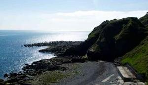 Küstenwanderung Bray nach Greystones