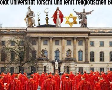 Universitäten forschen und lehren religiösen Bullshit. Der Steuerzahler zahlt's.
