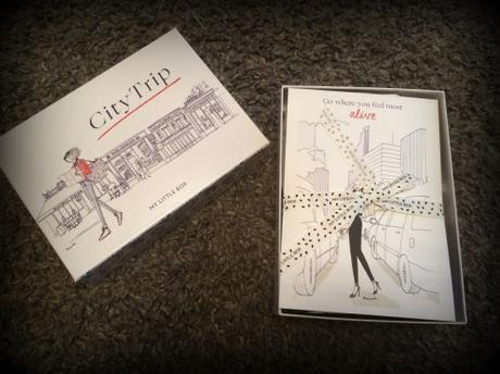 #MyLittleBox – City Trip – April 2018 #unboxing