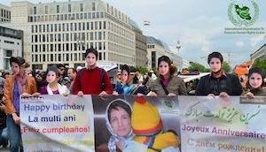 Menschenrechtsaktivistin Nasrin Sotudeh verhaftet