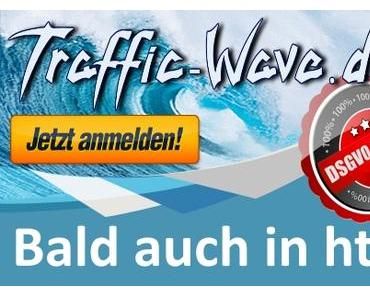 Das Traffic-Wave.de Portal bald in https://