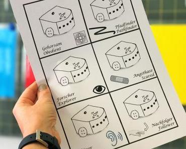 Abenteuer Robotics: Das programmierende Klassenzimmer