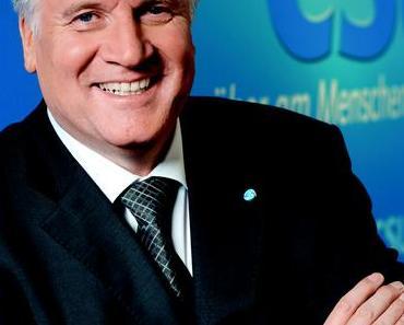 Vollhorst Seehofer aus Bayern und sein (Pseudo-)Rücktritt