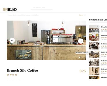 Die Suche nach der Brunch- Location mit TopBrunch.com