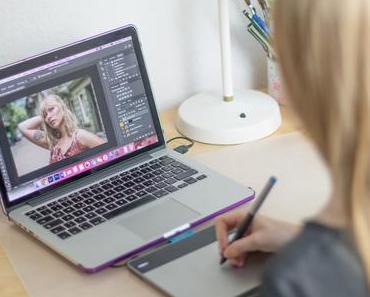 How to: Retusche mit Photoshop - Ausbessern, Frequenztrennung & Dodge & Burn