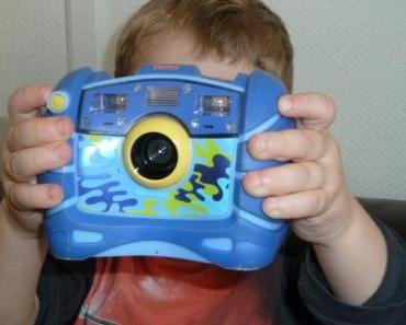 Früh übt sich: Wenn Kinder fotografieren