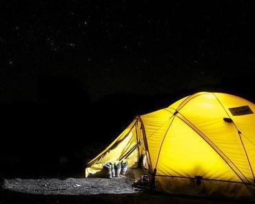 5 Gründe, Warum Sie Camping Eine Chance Geben Sollten