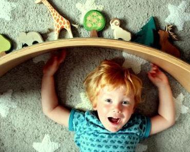Das Wobbel Balance Board - so natürlich und unglaublich vielseitig!