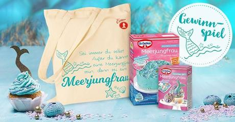 Dr.Oetker Meerjungfrauen Party