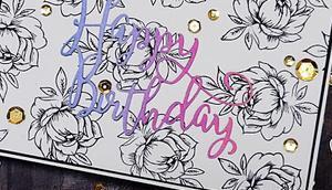 Happy Birthday Crafter's Companion [Werbung]