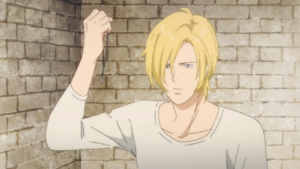 First View: Banana Fish Besser sein Titel