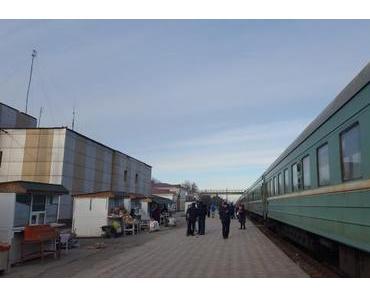 Meine Reise durch Zentralasien