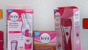 Beauty Styler Sensitive Shave: Neuheiten Veet