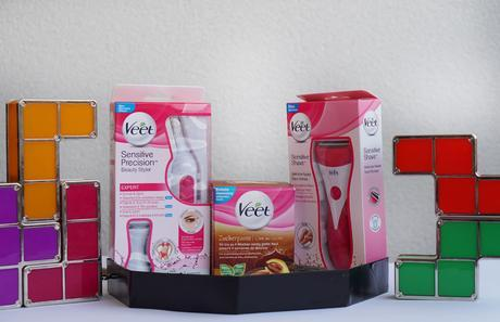 Beauty Styler und Sensitive Shave: Neuheiten von Veet