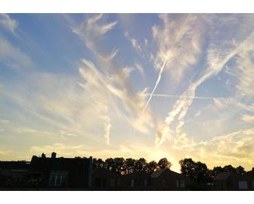 Foto: Ein Sonnenuntergang mit viel Cloudporn