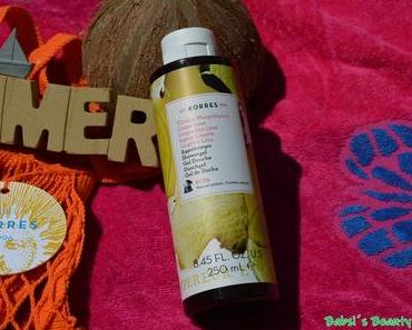 [Review] – Korres Gingerlime und Beautyshots: