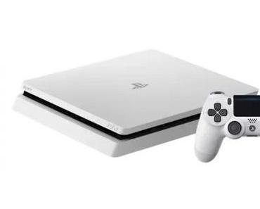 Das neue Playstation-Modell PS4 Slim CUH 2200 von Sony